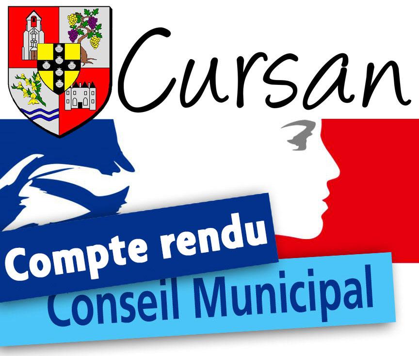 Procès verbal de conseil municipal – Séance du 25 janvier 2021